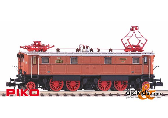 Piko 40354 - N-Electric Locomotive BR E 16 DRG II + DSS Next18