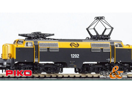 Piko 40461 - 1202 Electric Locomotive NS IV Gray/Yellow