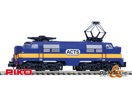 Piko 40464 - Rh 1200 Electric Locomotive ACTS V Blue