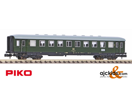 Piko 40620 - Skirted Passenger Car 2nd Cl. DB IV