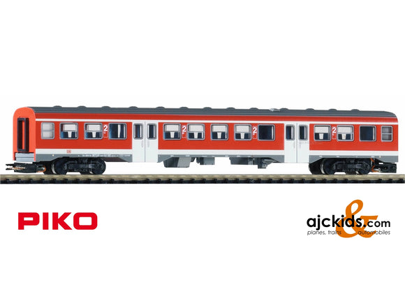 Piko 40692 - BR 624 Trailer DB V Traffic Red