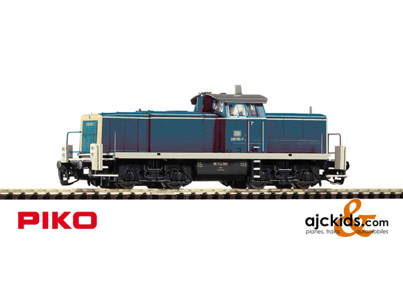 Piko 47263 - Series BR 290 Diesel Locomotive DB IV Ocean Blue
