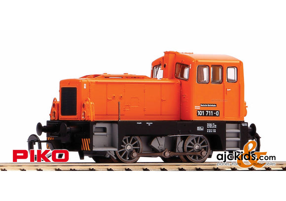 Piko 47307 - Series BR 101 Diesel Locomotive Switcher DR IV Orange