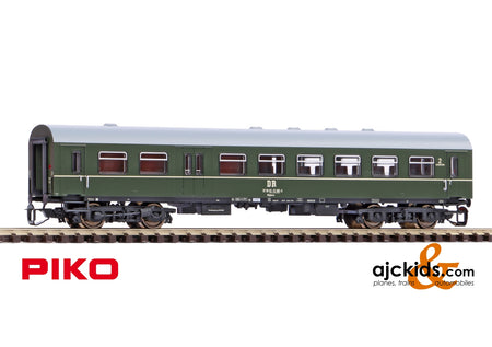 Piko 47606 - Reko Coach 2nd Cl. BDghw w/Baggage DR III