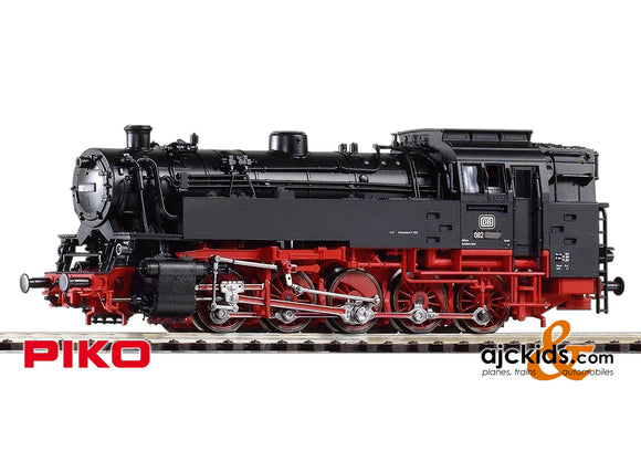 Piko 50249 - Steam Locomotive BR 82 DB IV + 8pol. Dec