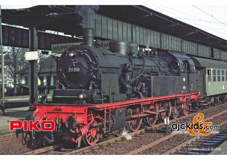 Piko 50603 - BR 78 Steam Loco DB Sound (AC 3-Rail)