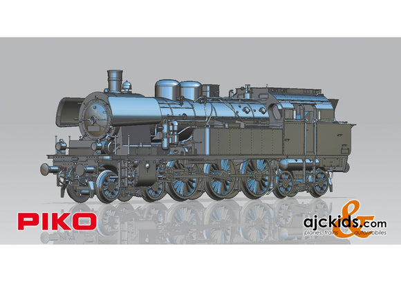 Piko 50607 - BR 78 Steam Loco DR III Sound (AC 3-Rail)