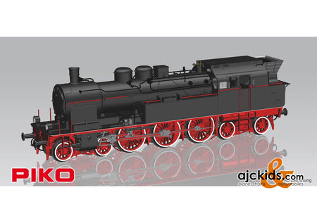 Piko 50613 - Steam Locomotive /Sound Oko1 PKP III + PluX22 Decoder