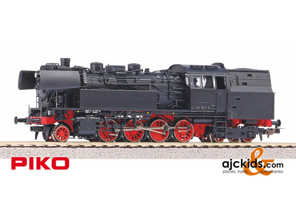 Piko 50632 - Steam Locomotive /Sound BR 83.10 DR IV + PluX22 Decoder
