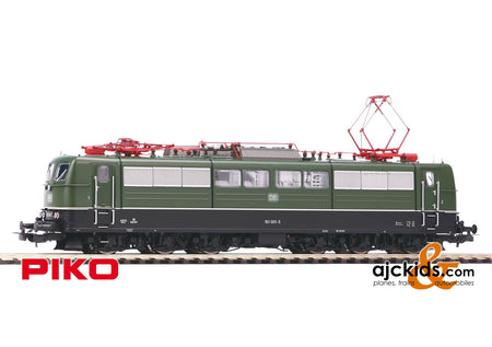 Piko 51300 - BR 151 Electric Locomotive DB IV Green
