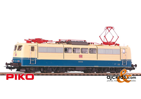 Piko 51303 - BR 151 Electric Locomotive DB V Beige (AC 3-Rail)