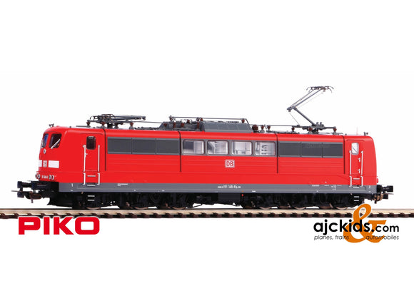 Piko 51307 - BR 151 Electric Locomotive DB VI Red (AC 3-Rail)