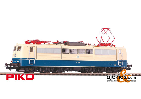 Piko 51311 - BR 151 Electric Locomotive DB IV (AC 3-Rail)