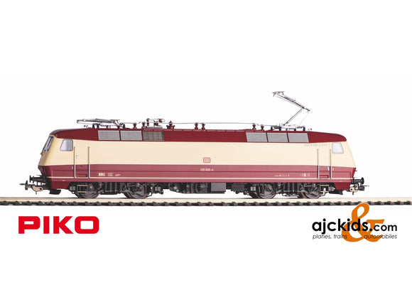 Piko 51320 - 120 005-4 Electric Locomotive DB Prototype IV
