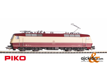 Piko 51321 - 120 005-4 Electric Locomotive DB Prototype IV (AC 3-Rail)