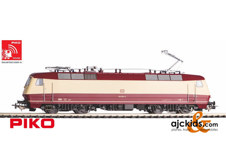 Piko 51323 - 120 005-4 Electric Locomotive DB Prototype IV Sound (AC 3-Rail)