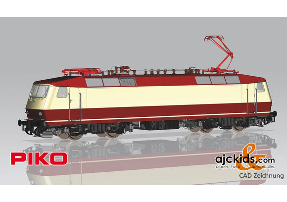 Piko 51331 - Electric Locomotive BR 120 DB Vorserie IV + DSS PluX22