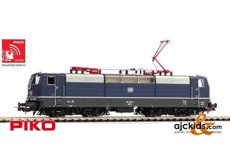 Piko 51342 - BR 181.2 Electric Locomotive DB IV Sound