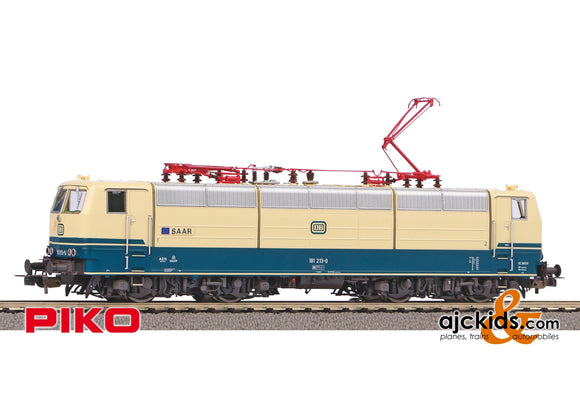 Piko 51345 - BR 181.2 Electric Locomotive DB Saar IV (AC 3-Rail)