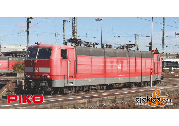 Piko 51349 - BR 181.2 Electric Locomotive DB VI (AC 3-Rail)