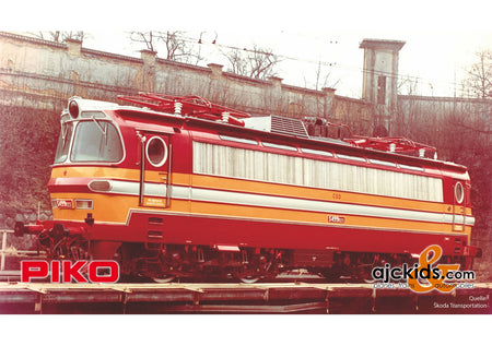 Piko 51381 - S499 Electric Locomotive CSD IV (AC 3-Rail)