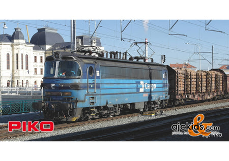 Piko 51385 - Electric Locomotive/Sound BR 240 CD Cargo VI + PluX22 Decoder