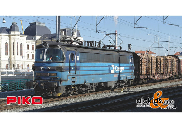 Piko 51386 - Electric Locomotive/Sound BR 240 CD Cargo VI + PluX22 Decoder