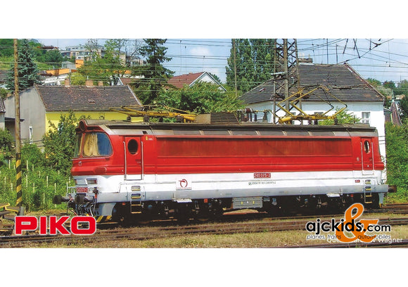 Piko 51387 - Electric Locomotive BR 240 ZSR V + DSS PluX22