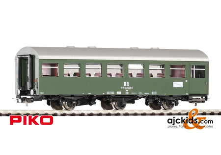 Piko 53020 - Reko 3-Axle Coach 2nd Cl. DR IV