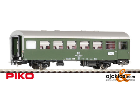Piko 53021 - Reko 2-Axle Coach 2nd Cl. DR IV