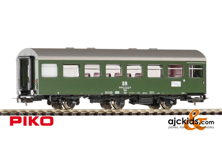 Piko 53024 - Reko 3-Axle Coach 2nd Cl. DR IV