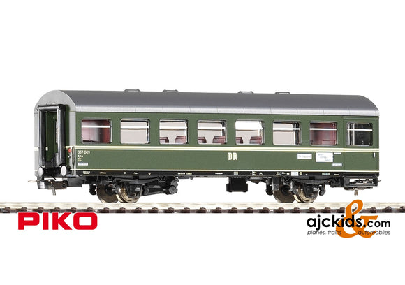 Piko 53084 - Reko 2-Axle Coach 2nd Cl. DR III