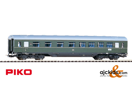 Piko 53241 - Modernized Car 1st/2nd Cl. DR III Skirted