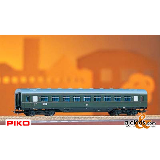 Piko 53242 - Modernized Car 2nd Cl. DR III Skirted