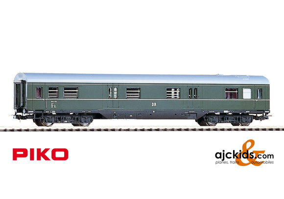 Piko 53243 - Modernized Car 2nd Cl. DR III Skirted