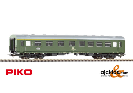 Piko 53254 - Modernized Car 1st/2nd Cl. DR IV