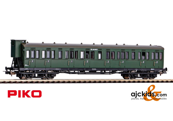 Piko 53316 - AB 6033 Comp. Coach w/Brake Cab NS II-III