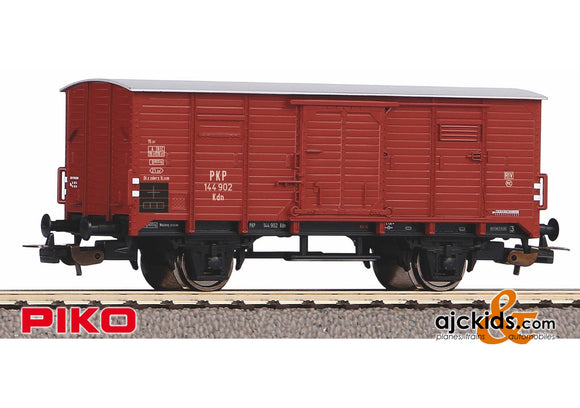 Piko 54645 - Covered Freight Car G02 PKP III o. Bhs.