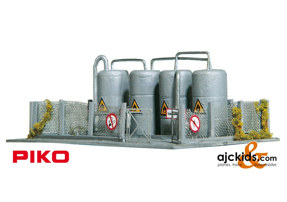 Piko 60012 - Warwick Oil Tanks