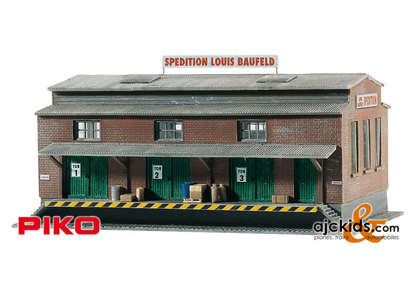 Piko 60015 - Louis Baufeld Forwarding