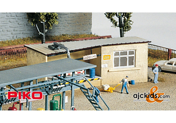Piko 60022 - Bulk Oil Dealer Office