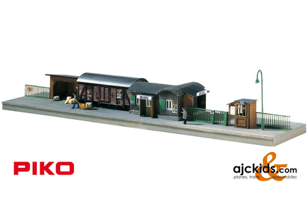 Piko 60028 - Temporary Railroad Station