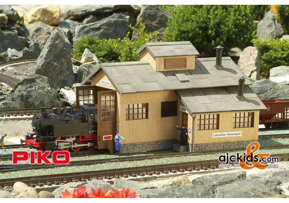 Piko 62042 - Rosenbach Engine Shed