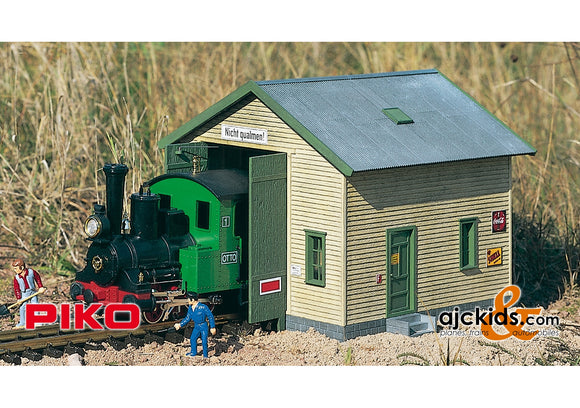 Piko 62044 - Red River Loco Shed