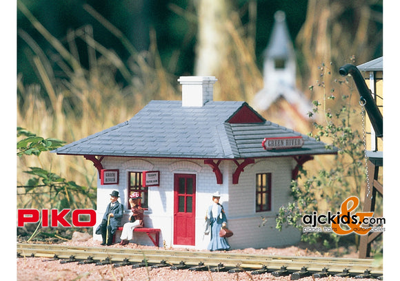 Piko 62700 - Green River Station Built-Up