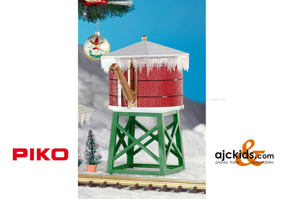 Piko 62702 - North Pole Water Tower Built-Up