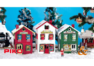 Piko 62712 - North Pole Toy Workshop #1 Built-Up