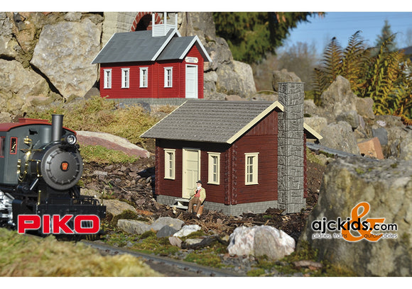 Piko 62716 - River City Tommy's Cabin Built-Up
