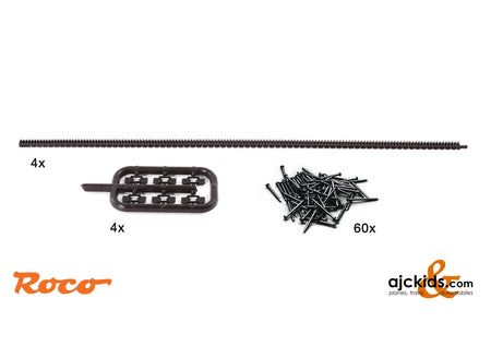 Roco 42602 - Flexible toothed racks for Roco LINE tracks