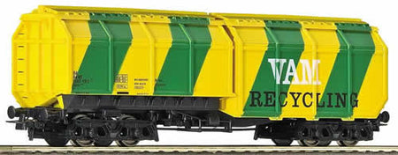 Roco 46228 VAM Recycling freight car